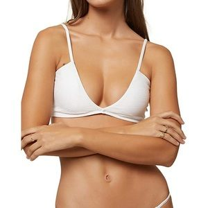 O'NEILL Women's Triangle Back Tie Bikini Top